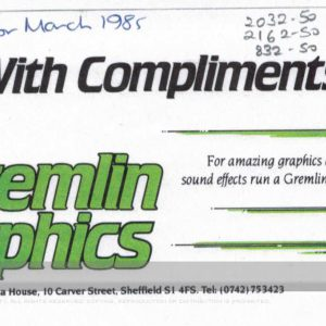 Gremlin Graphics Royalty Statements-1